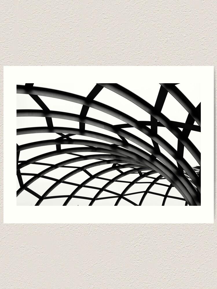 Alternate view of Twists & Turns Art Print