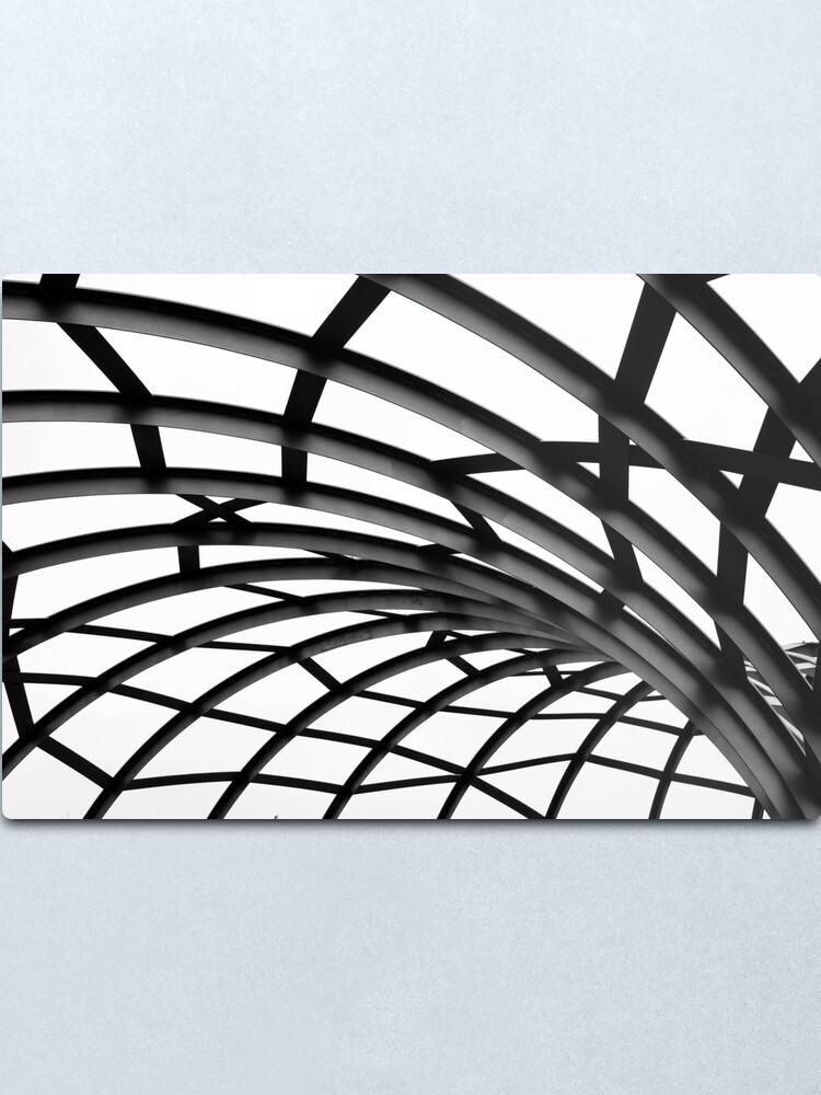 Alternate view of Twists & Turns Metal Print
