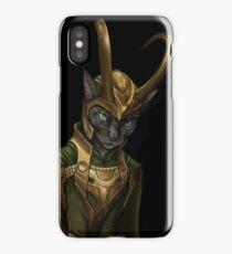 Lokitty iPhone Case/Skin