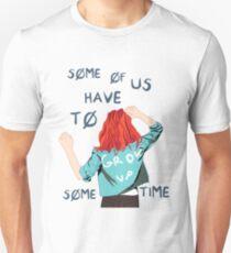 grow up Unisex T-Shirt