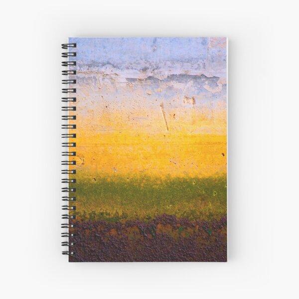 City Sunset Spiral Notebook