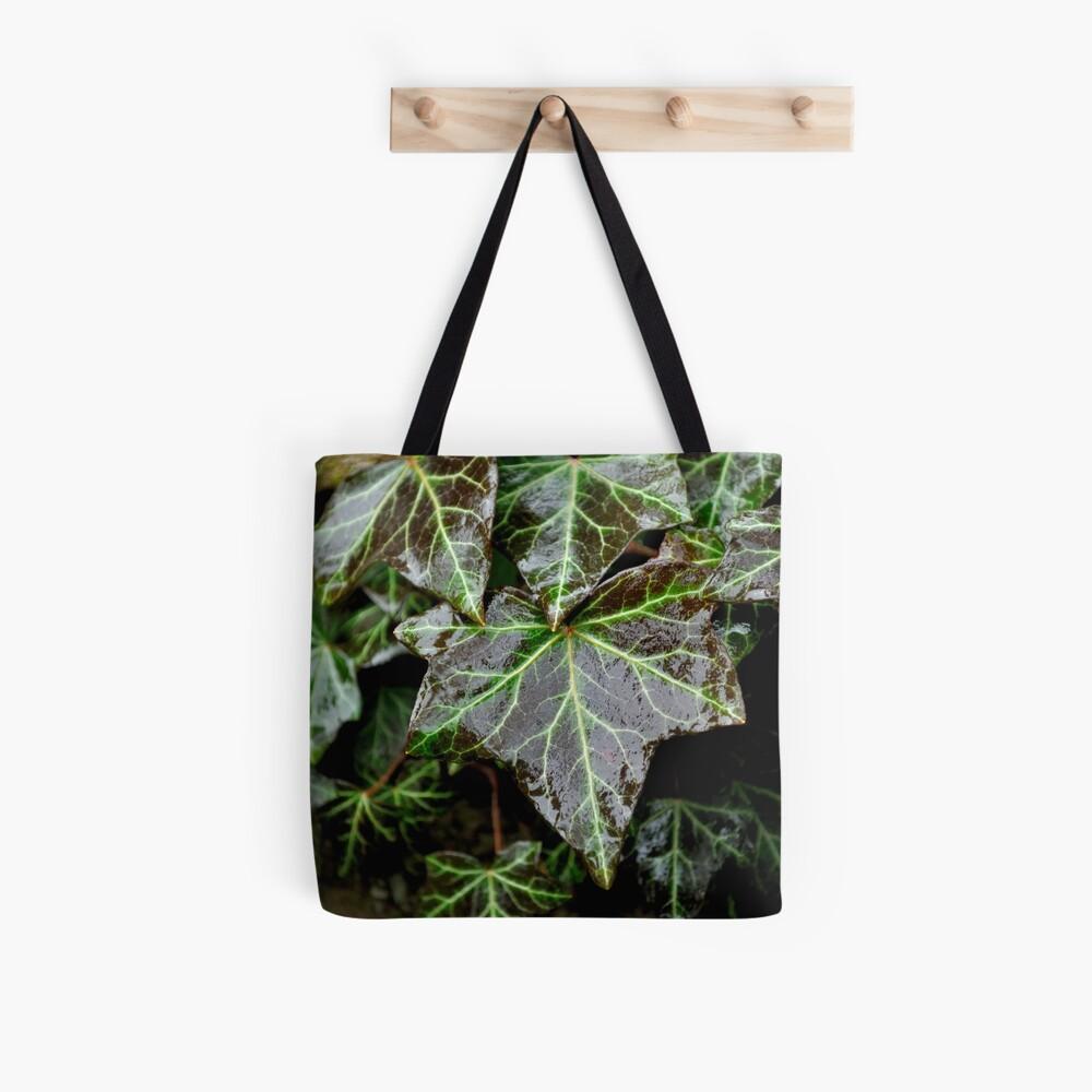 Glistening Ivy Tote Bag