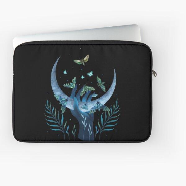 Moth Hand Laptop Sleeve