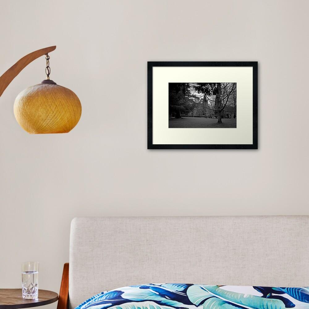 A Moody Dryburgh Framed Art Print