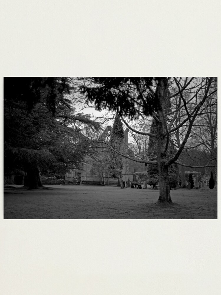 Alternate view of A Moody Dryburgh Photographic Print