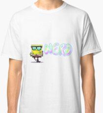 Spongebob Nerd Classic T-Shirt