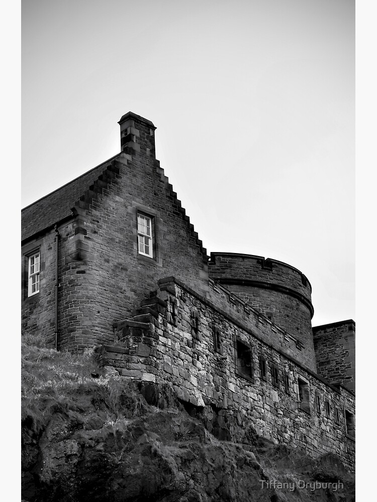 Edinburgh Castle by Tiffany