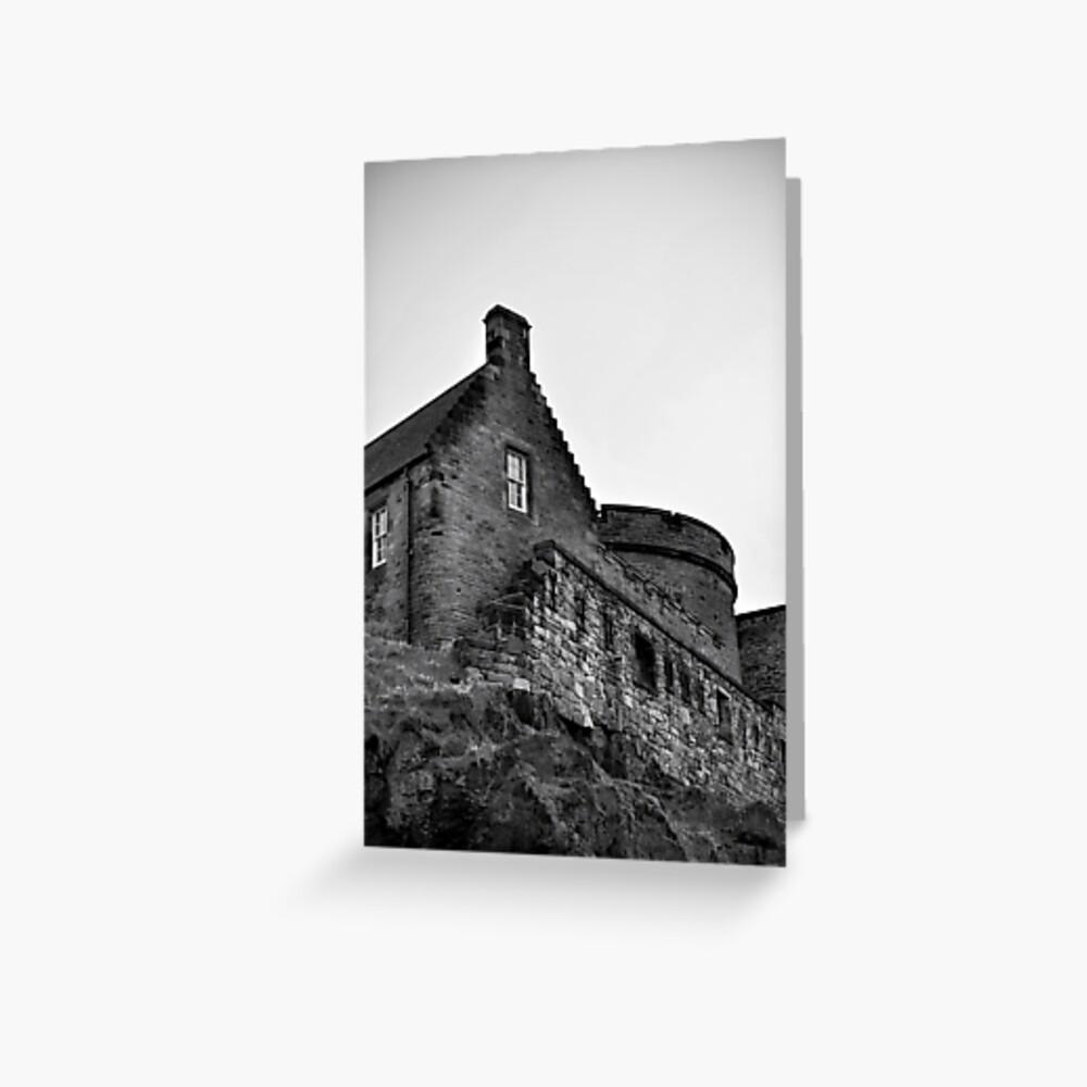 Edinburgh Castle Greeting Card