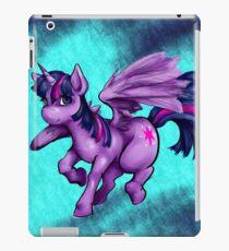 twilight pony iPad Case/Skin