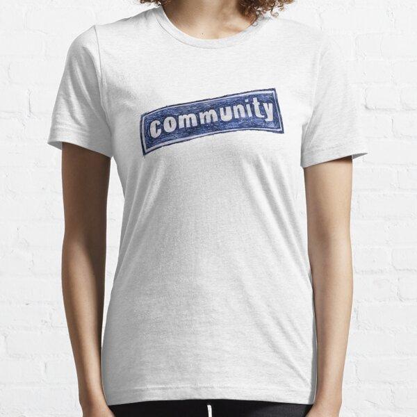 Community Logo Essential T-Shirt