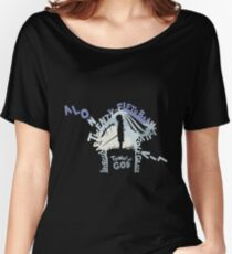 tower of God Women's Relaxed Fit T-Shirt