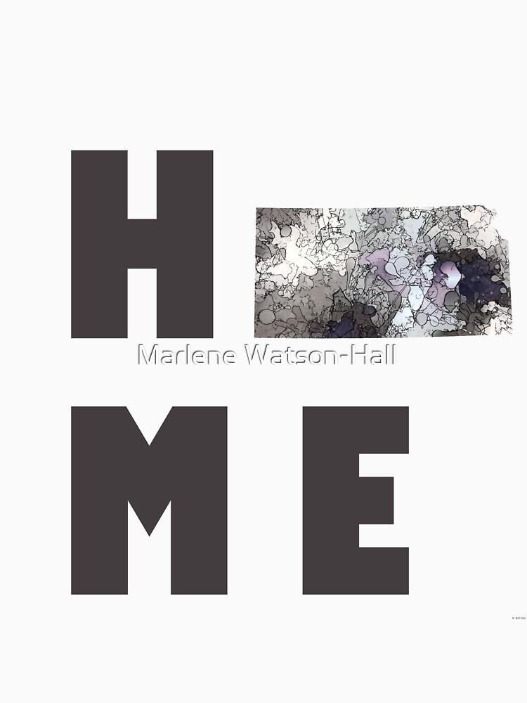"""Kansas """"HOME"""" von marlenewatson"""