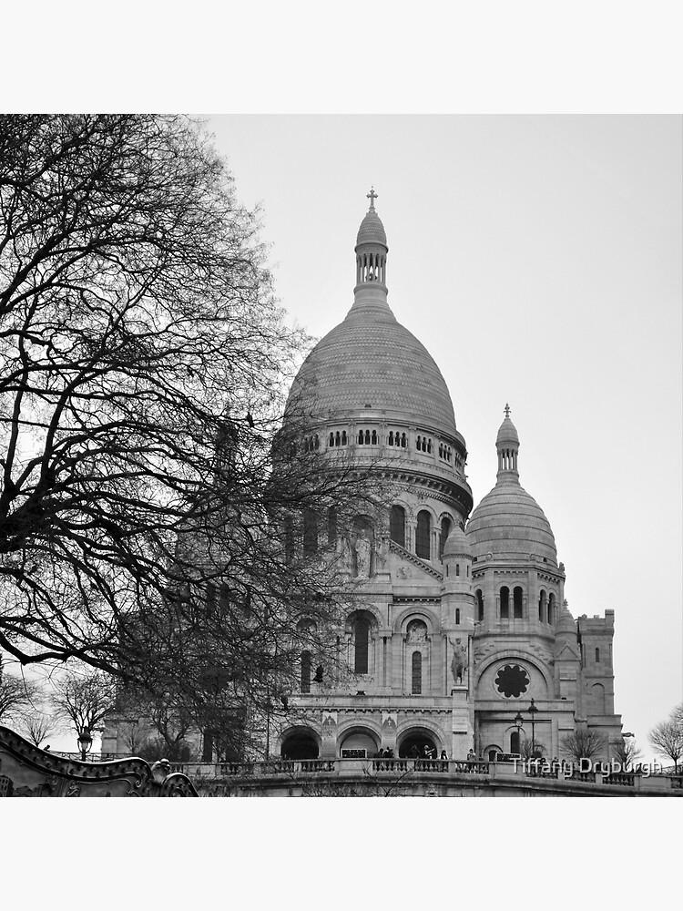 Sacre Coeur, Paris by Tiffany