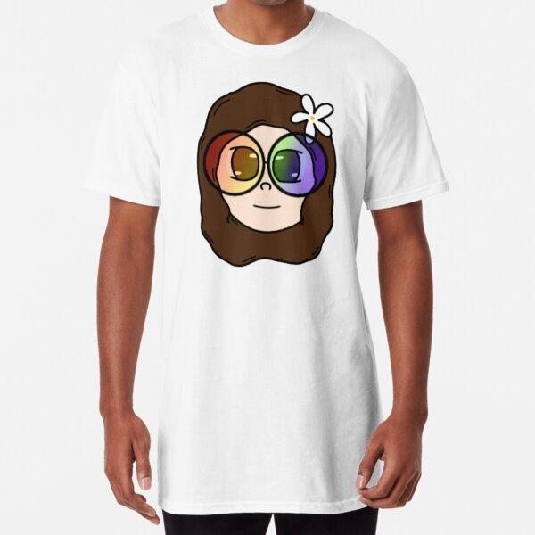 Janis Joplin T-shirt long