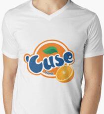 Cuse Orange Men's V-Neck T-Shirt