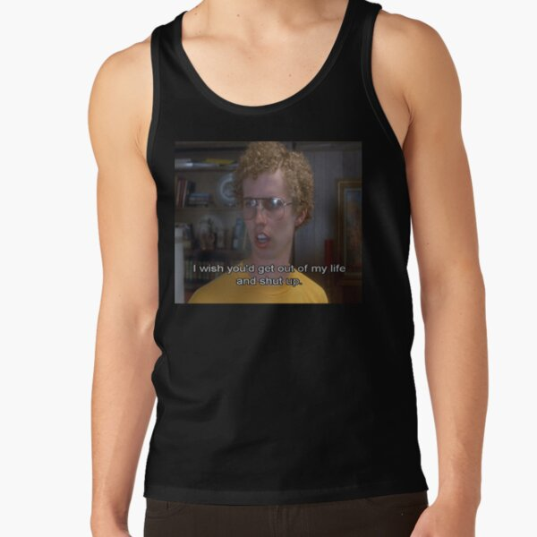 Napoleon Dynamite quotes to live by  Tank Top