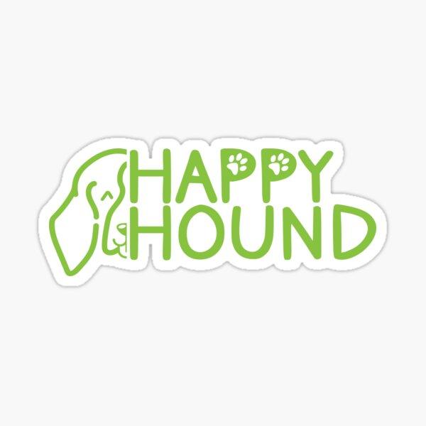 Happy Hound Collection Sticker