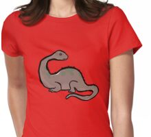 triassic tedium Womens Fitted T-Shirt