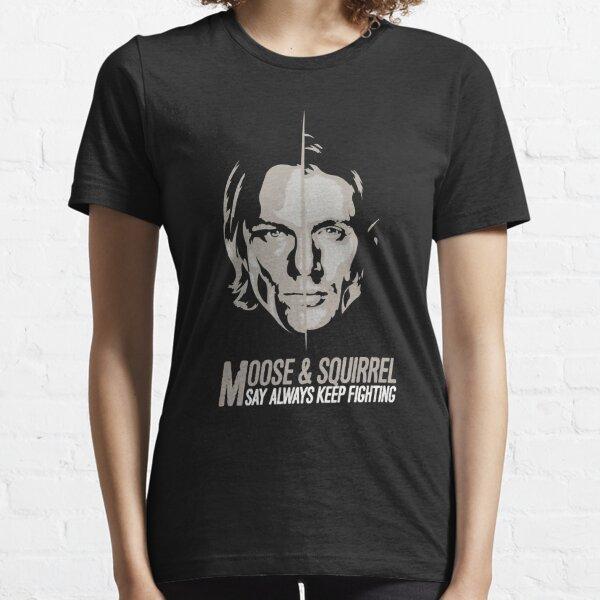 Supernatural Moose and Squirrel Always Keep Essential T-Shirt