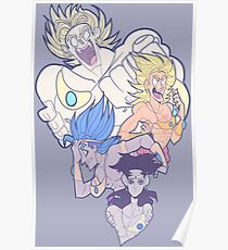 Broly Squad Poster