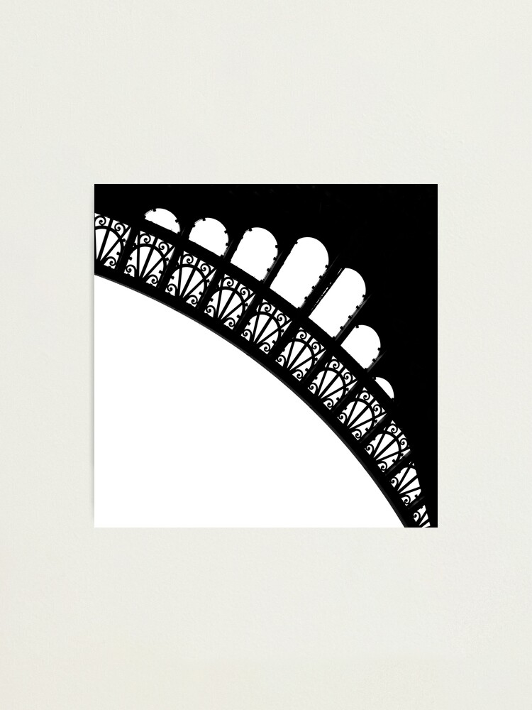 Alternate view of Corner Curves Photographic Print