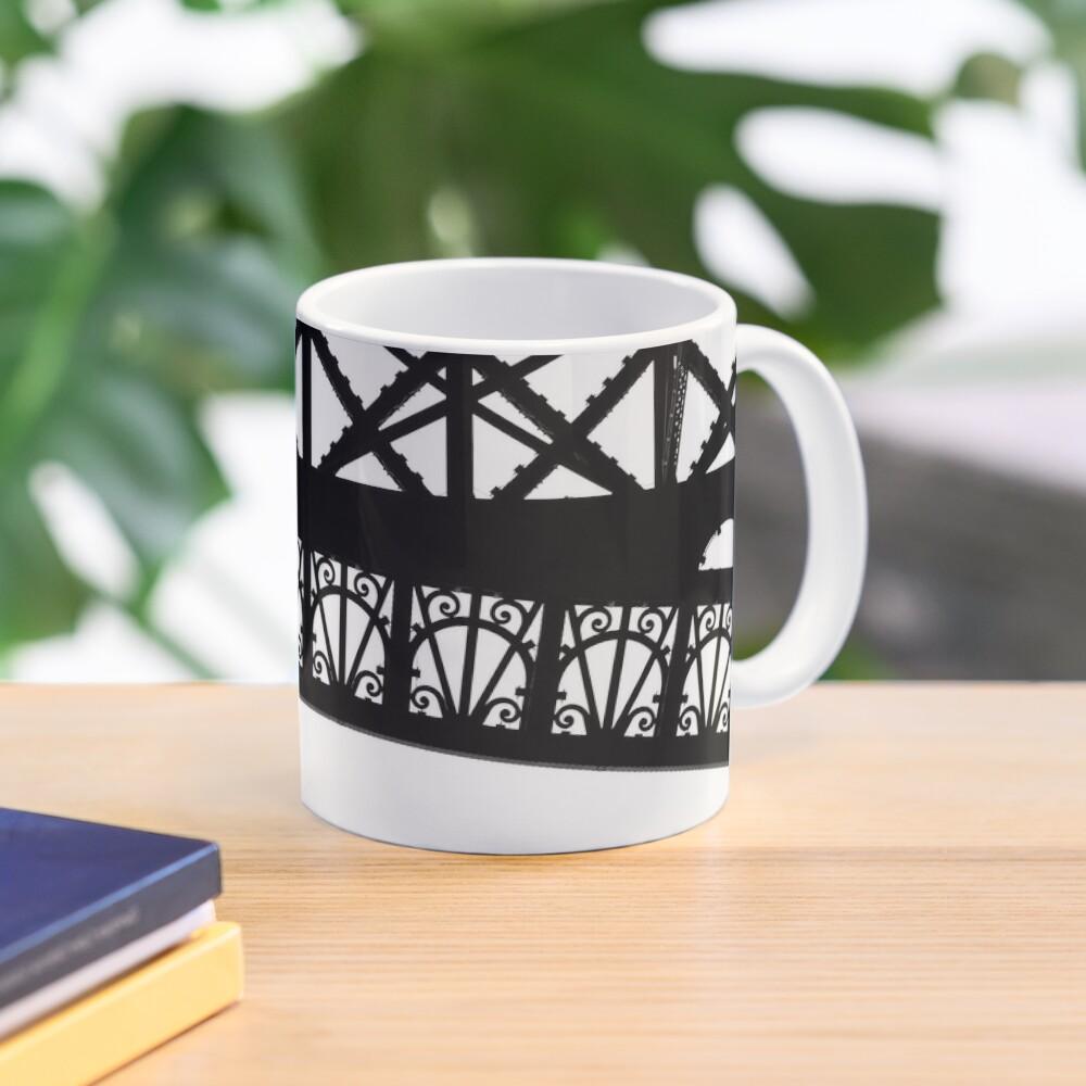 Iron Work, Eiffel Tower Mug