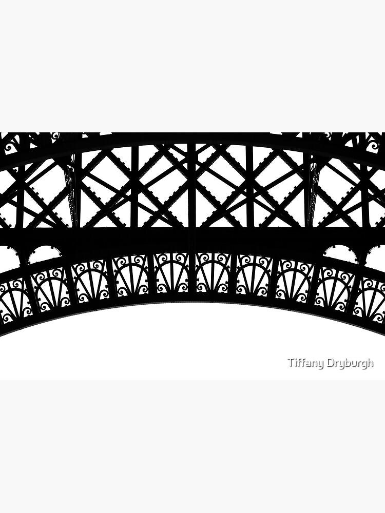 Iron Work, Eiffel Tower by Tiffany