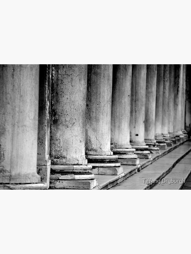 Columns, Procuratie Nuove by Tiffany