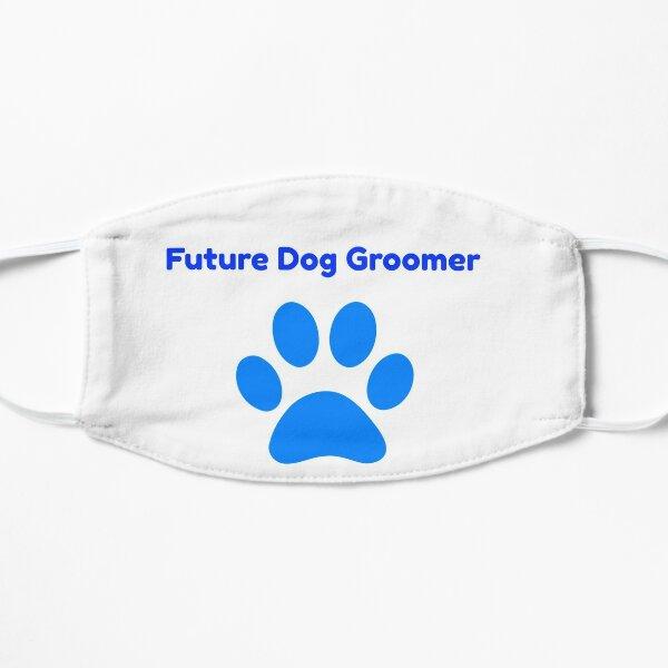 Future Dog Groomer Flat Mask
