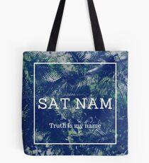 SAT NAM - Truth is my name Tote Bag