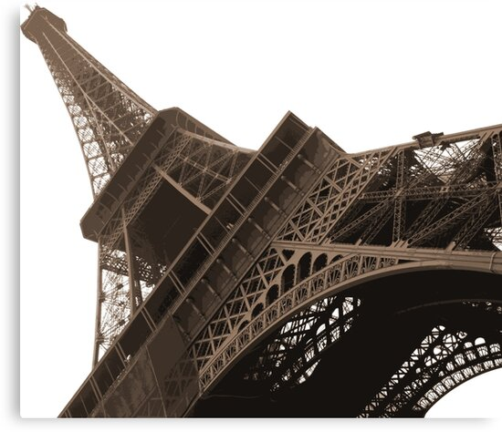 Eiffel Tower by Necessary Weevil