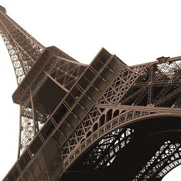 Eiffel Tower by jaysalt