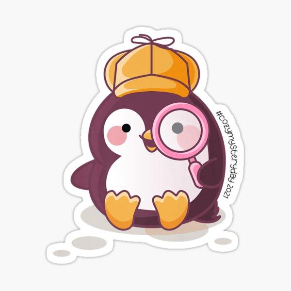 Sarah-Jane-Weldon-Cozy-Mystery-Day-Premium Sticker