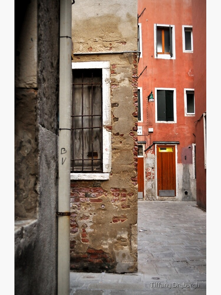 A Small Corner of Venice by Tiffany