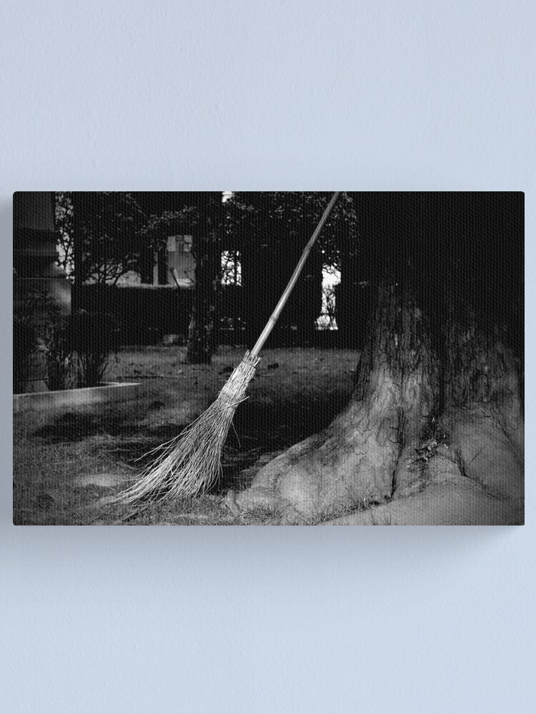 Alternate view of Where's Witchy-poo? Canvas Print