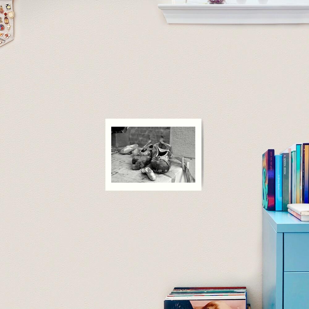 Diaghilev Tribute Art Print