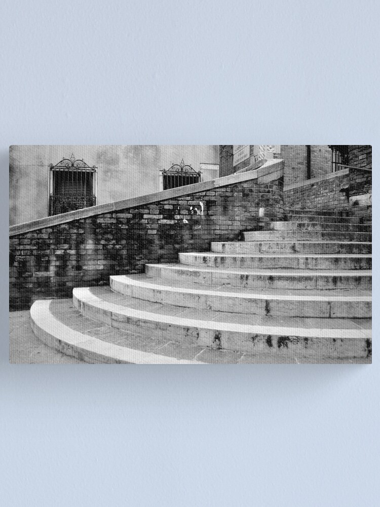Alternate view of Curves Canvas Print