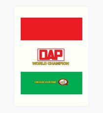 QVHK DAP Art Print