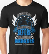LEGENDARY GAMER (SONIC ORIGINAL COLORS) T-Shirt