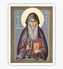 St Arsenios the Cappadocian Sticker