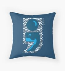 Point willy Throw Pillow