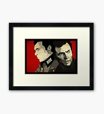 Where Eagles Dare Framed Print