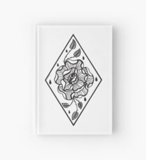 Lonely Rose Hardcover Journal