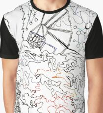 City On The Hill Graphic T-Shirt