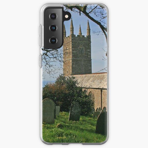 Morwenstow Church Samsung Galaxy Soft Case