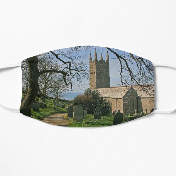 Morwenstow Church Flat Mask