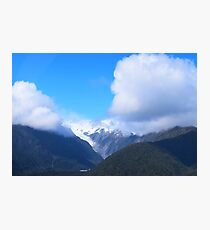 Franz Joseph Glacier, New Zealand Photographic Print