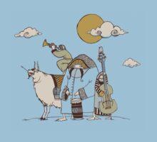 Wandering Troubadours Kids Tee