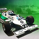 Williams FW07/04 by Stuart Row