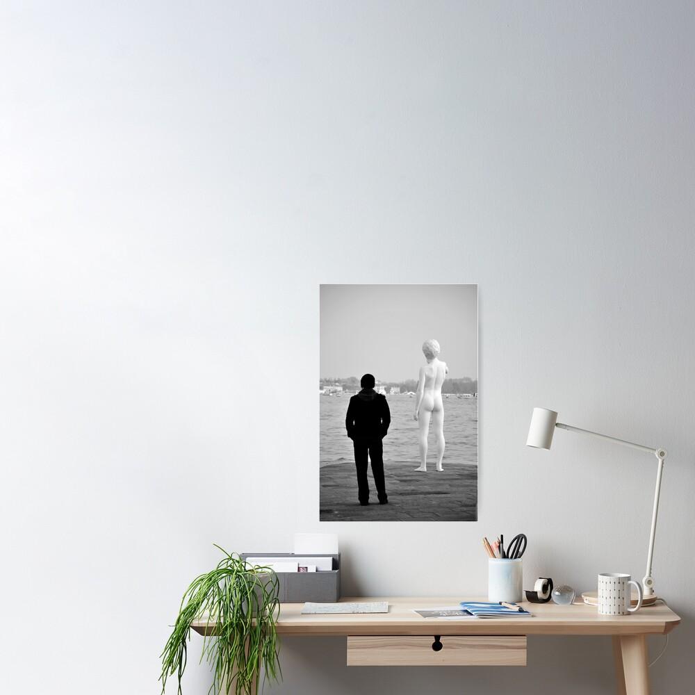 Art Lover Poster